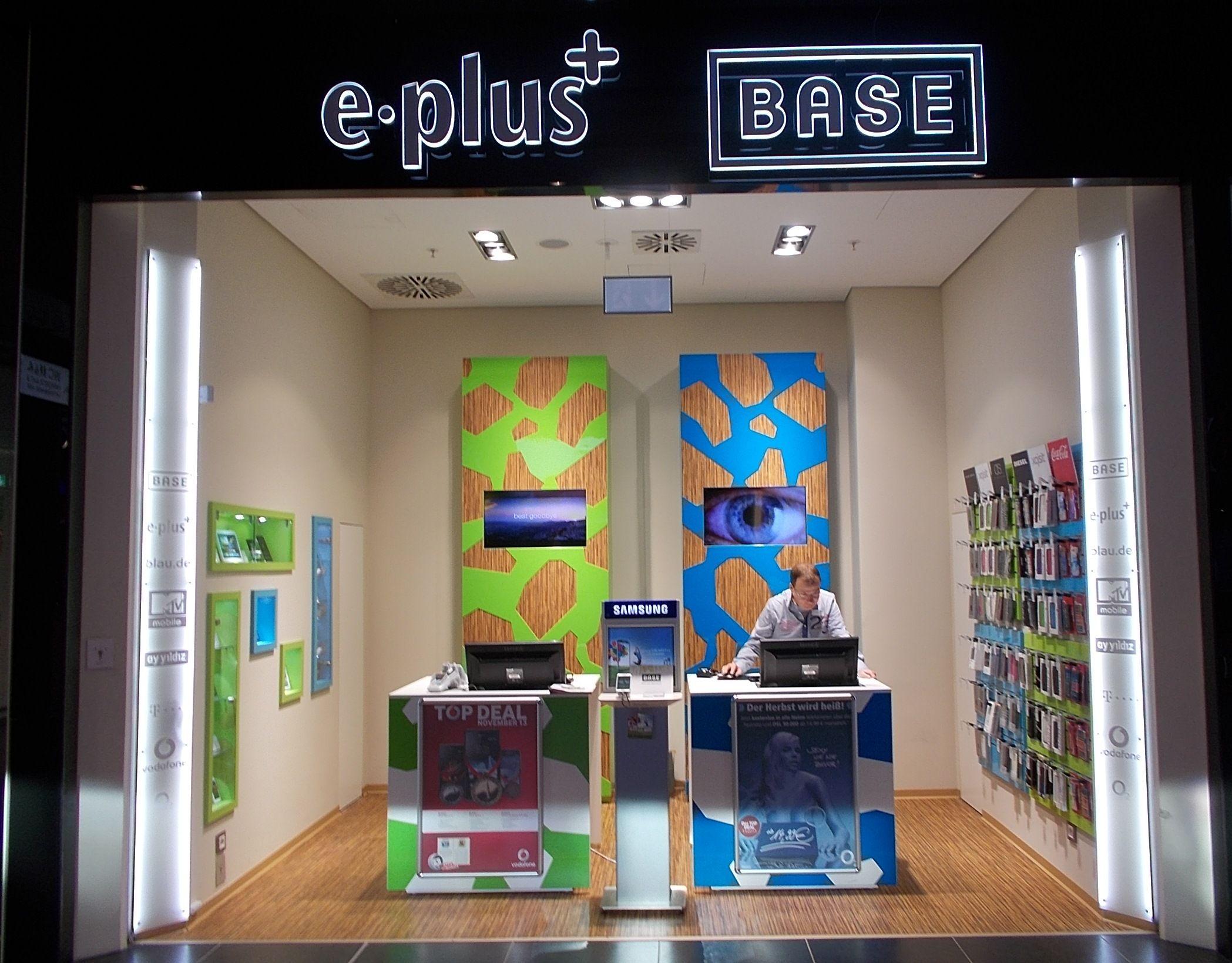 e-plus BASE - Branche: Foto, Multimedia & Technik