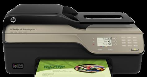 HP Deskjet Ink Advantage 4615 Descargar Driver Impresora HP