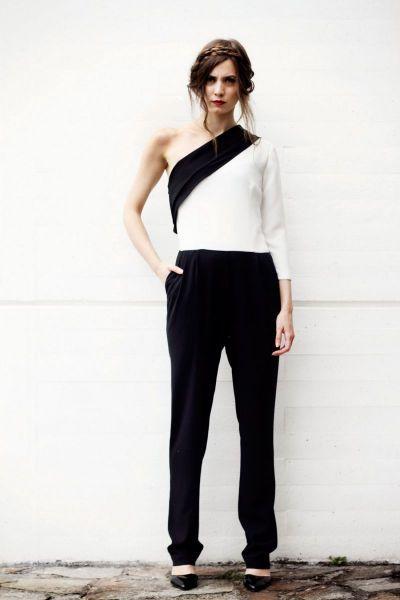 traje de pantalon y blusa para fiesta boda de arimoka online