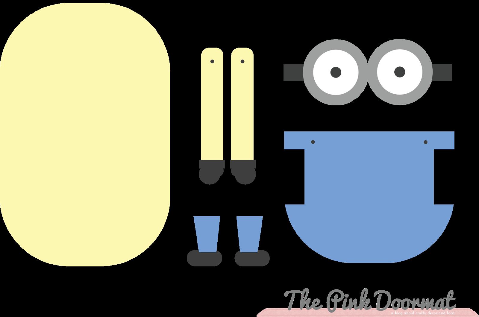 Malvorlage Minion Ausmalbilder Applique Patterns 9