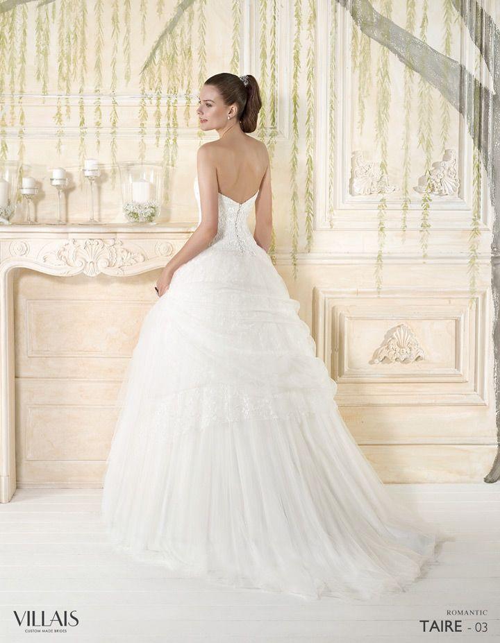 taire   vestidos de novia románticos 2016   2   bbfw brands 2016