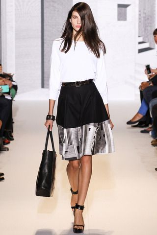 Andrew Gn Spring 2014 Ready-to-Wear Collection Slideshow on Style.com #style #fashion #runway