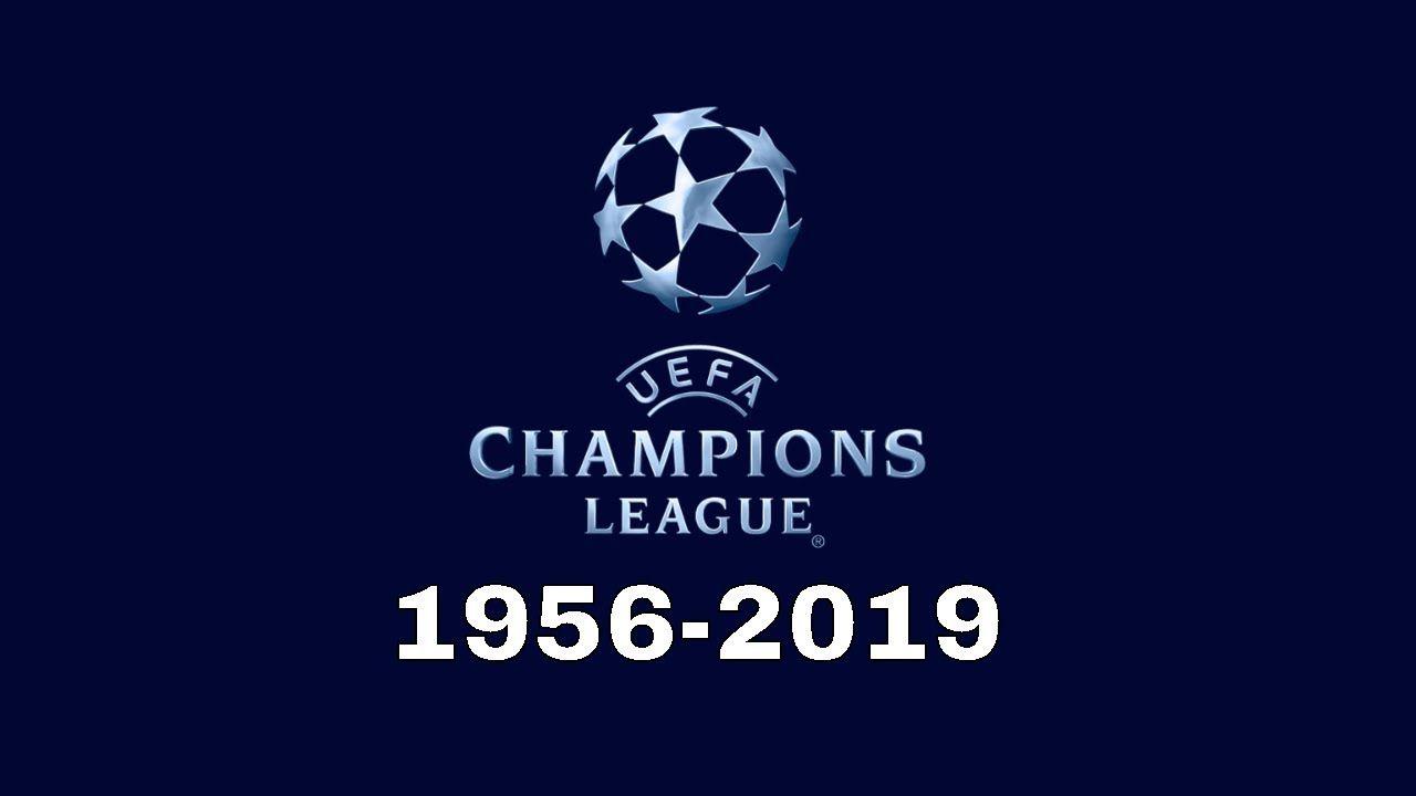 Todas Las Finales De La Champions League 1956 2019 Liga De Campeones Campeones Champions League Champions