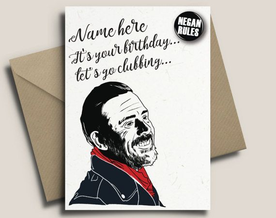 The walking dead greeting cards birthday the walking dead birthday the walking dead greeting cards birthday the walking dead birthday cards pinterest greeting cards birthday and card birthday m4hsunfo