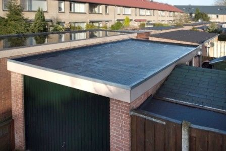 The Firestone RubberCover™ EPDM Roofing System is the ideal, durable solution for a multitude of small residential flat roofing applications: Garages