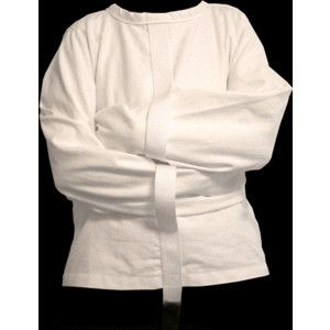Medical Regulation Strait Jacket Straitjacket Straight | synister ...