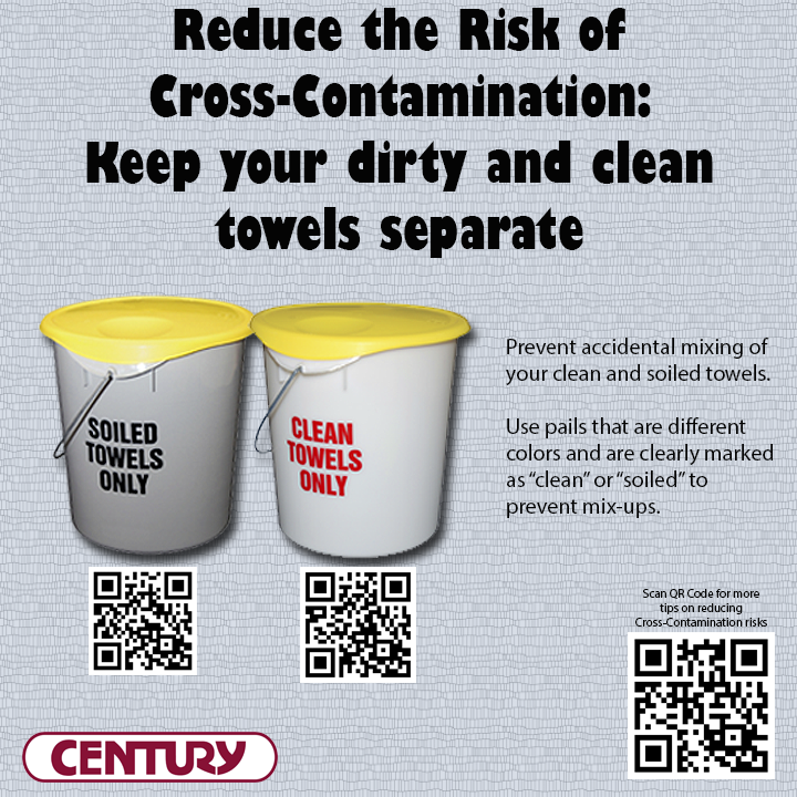 bb814601a0a In honor of  FoodSafetyMonth - a simple tip to help reduce cross- contamination in your home or business