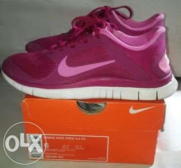 613f63cb739ffe Nike free run shoe 4.0 for womens For Sale Philippines - Find 2nd Hand  (Used) Nike free run shoe 4.0 for womens On OLX