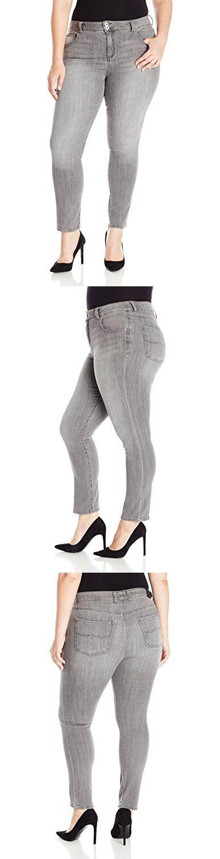 0320d06f342 Lucky Brand Women s Plus Size Emma Straight Jean in