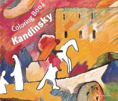 Colouring Book Kandinsky (Prestel Colouring Books): Amazon.co.uk: Doris Kutschbach: Books