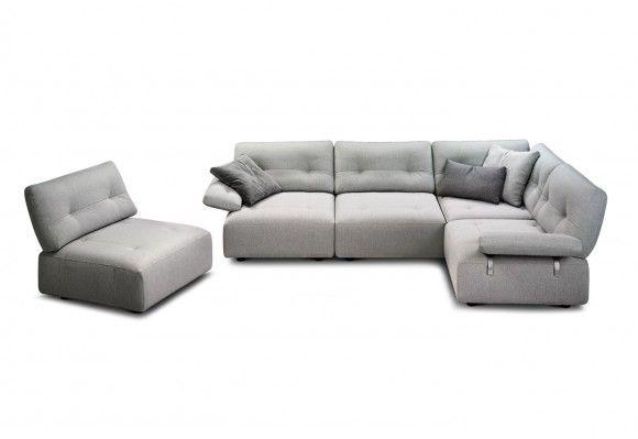 Houdini Modular Sofa With Endless Flexibility Modular