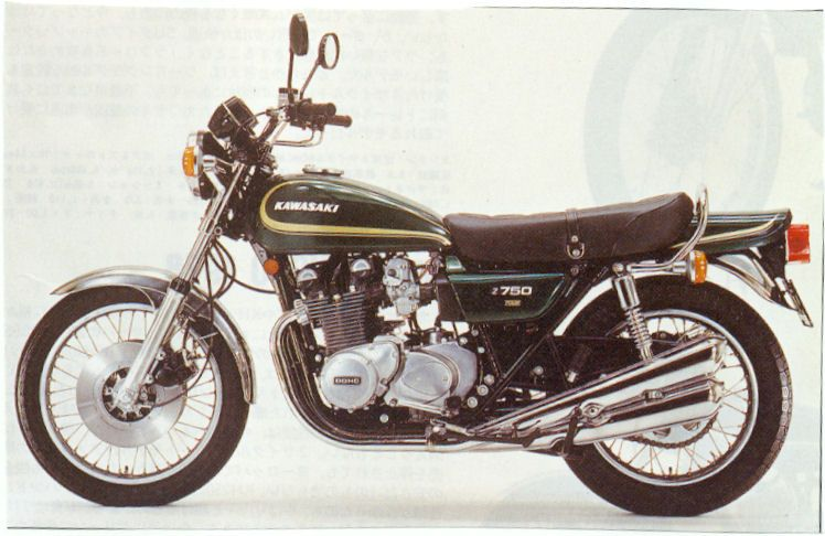 Z-POWER | Kawasaki KZ1000 | Pinterest