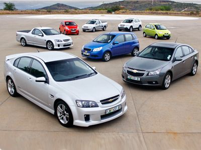 Most Popular Car Brands In South Africa For November 2012 Most