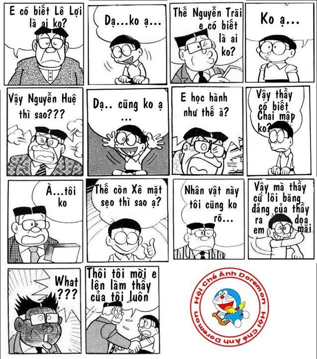 Nguy hiểm vãi Nô =)) Hài hước, Doraemon, Chuyện vui