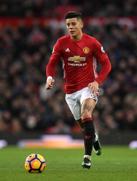 Manchester United v Sunderland - Premier League | Pinterest | Rojo ...