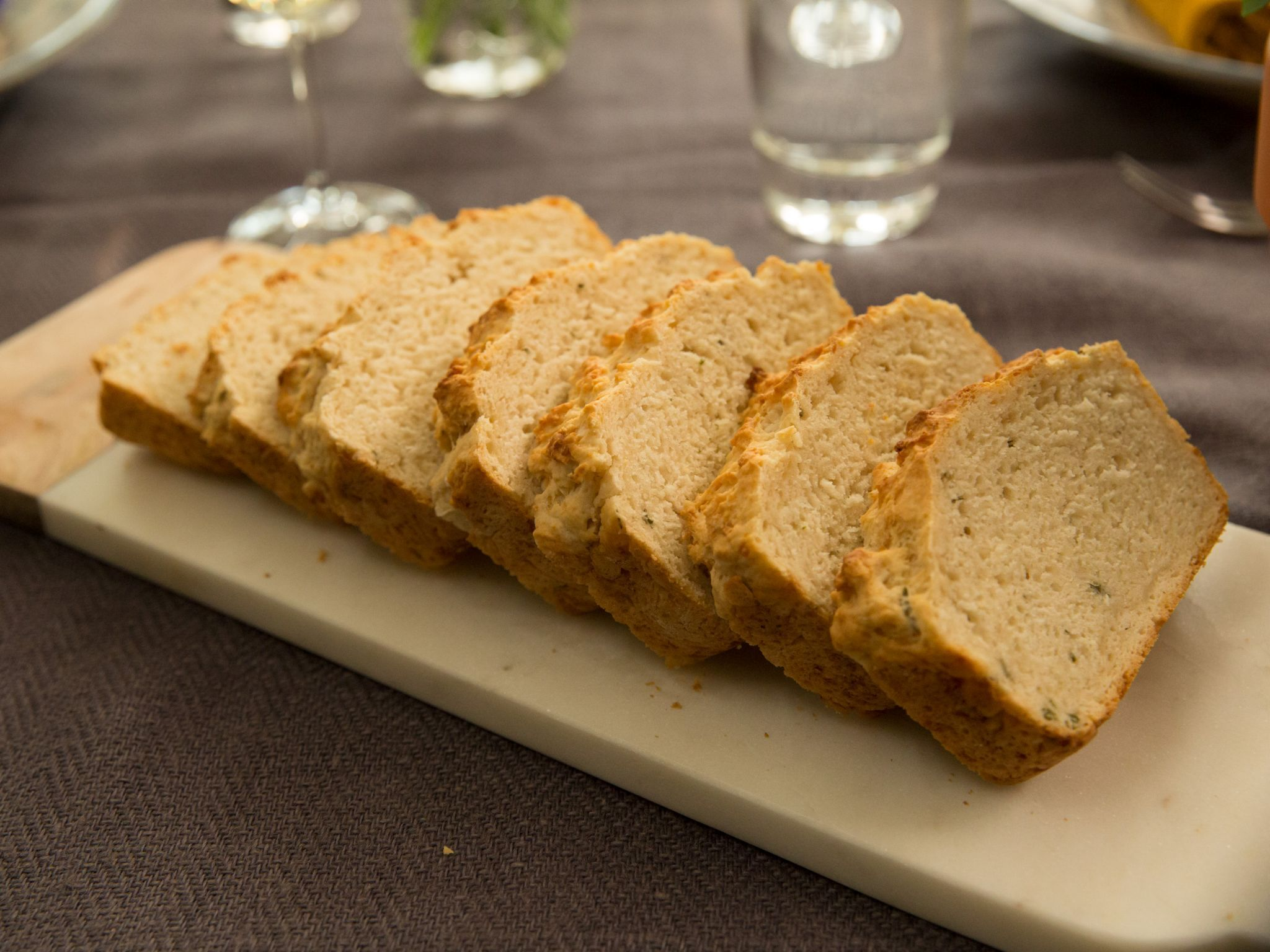Crazy Easy Quickbread #valeriebertinellirecipes
