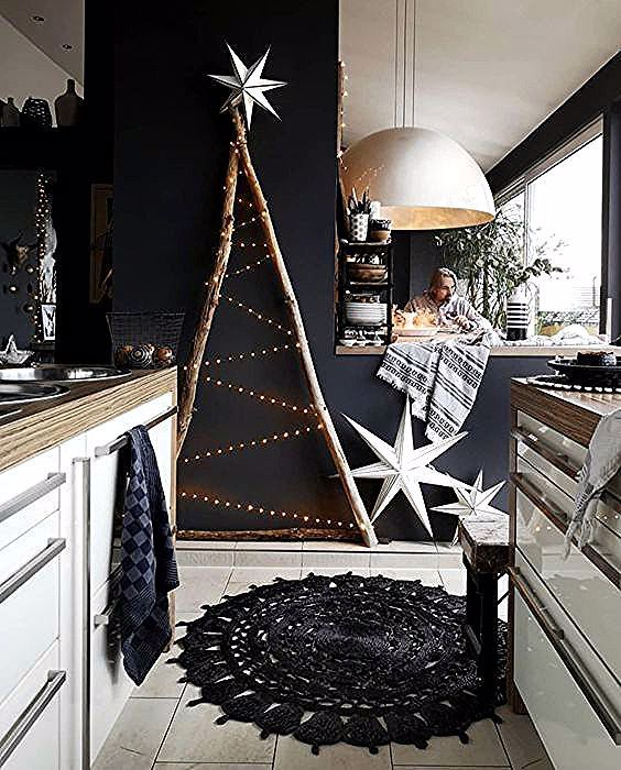 A new year of Scandinavian style   Do it yourself projects #Decoration #homedecor #homedesign #homeideas