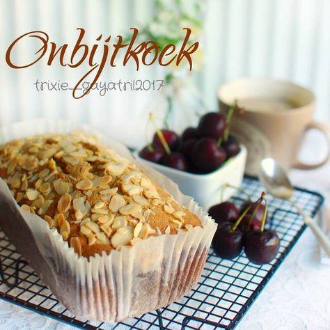 Resep Onbijtkoek Bolu Spekuk By Trixie Gayatri Makanan Makanan Manis Kue Lezat