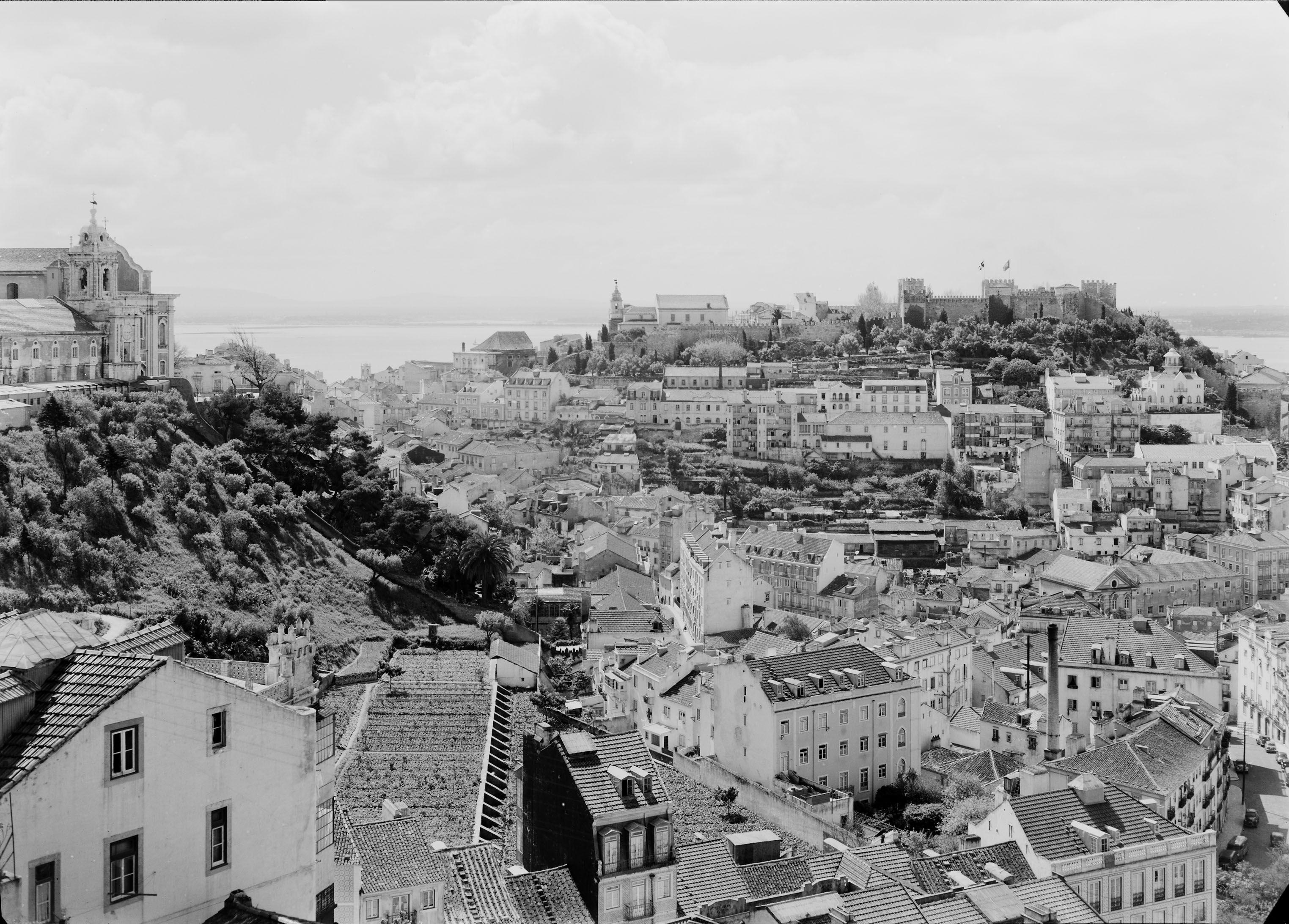Miradouro Da Senhora Do Monte Graça Lisboa Antiga Lisboa Cidade De Lisboa