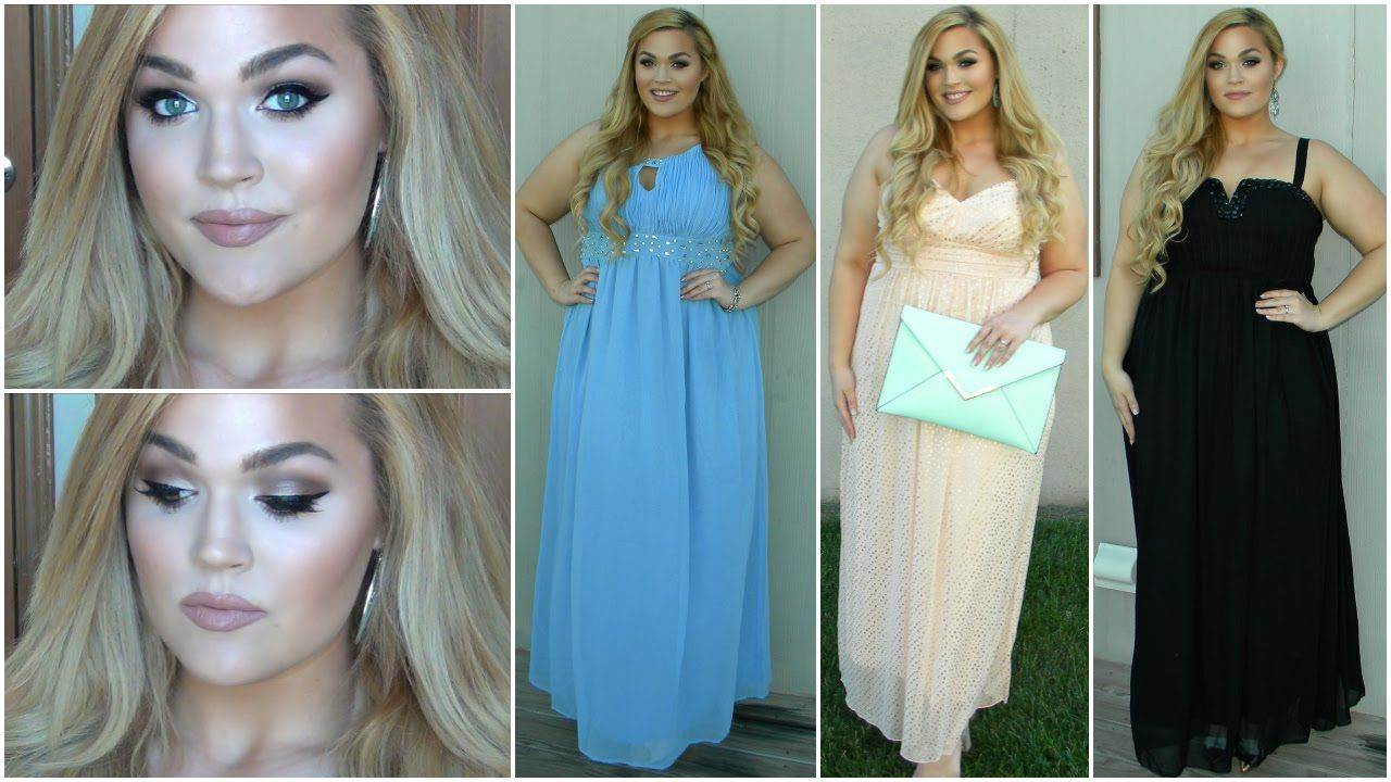 Get prom ready with me hair makeup dress - Get Ready With Me Prom Makeup Lookbook
