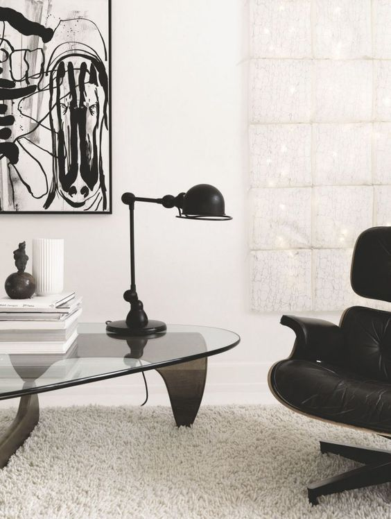 The Triangle Coffee Table An Understated And Beautiful Element In