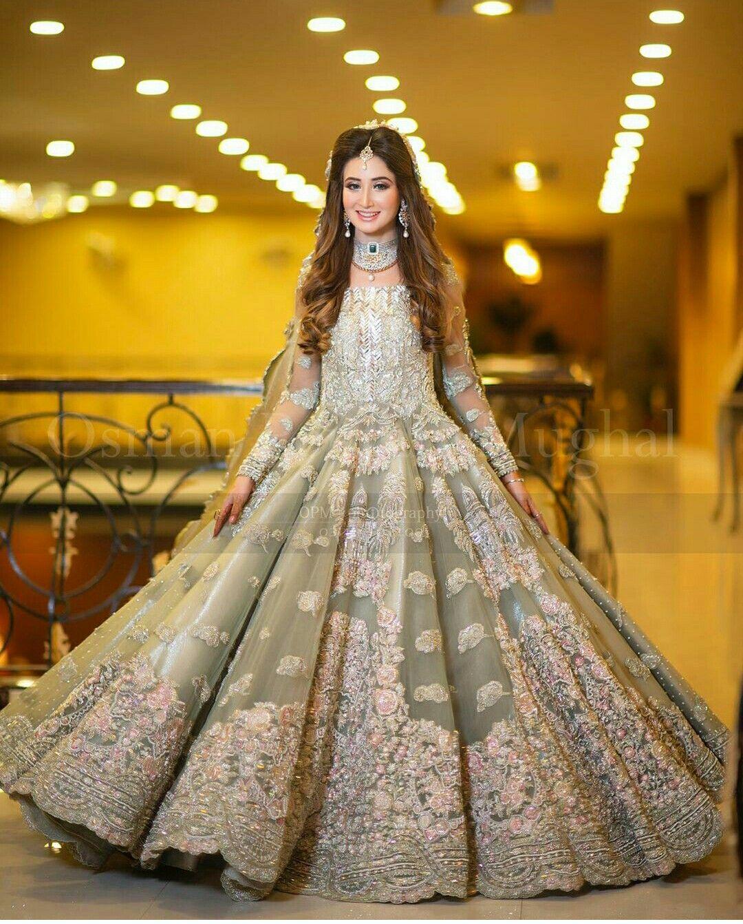 Pin by dr blogger on walima dress Walima dress, Dresses