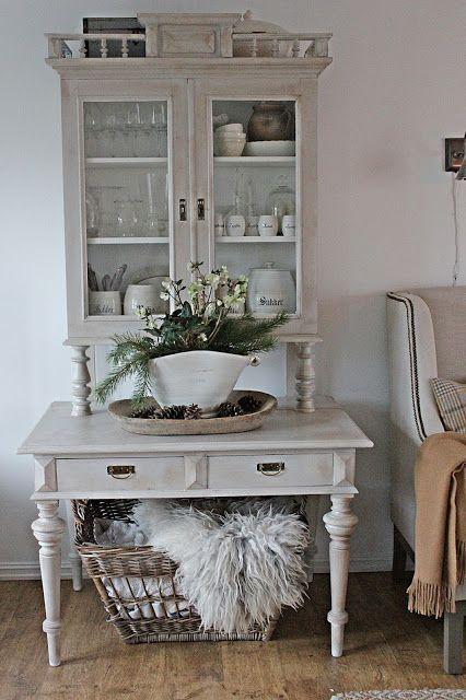 VIBEKE DESIGN | ⚜️Home Sweet Home | Pinterest | Landhaus Deko, Essecke Und  Alte Möbel