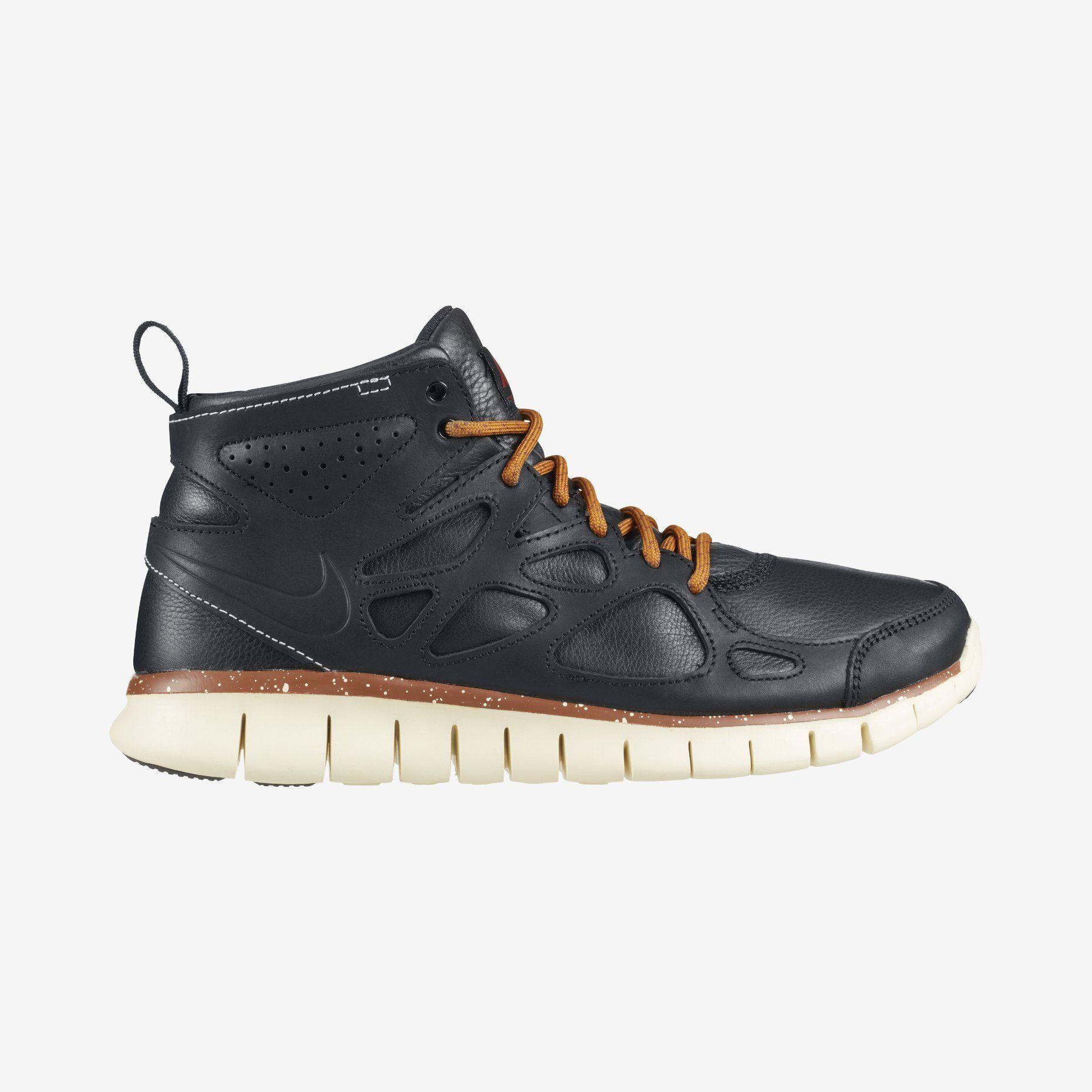 Nike Free Run 2 SneakerBoot Men's Shoe. Nike Store UK