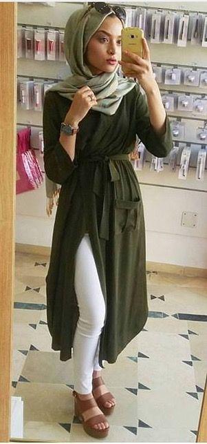 a74980a568 PINTEREST TASNEEM HEMA | HIJAB FASHION | Hijab fashion, Fashion ...