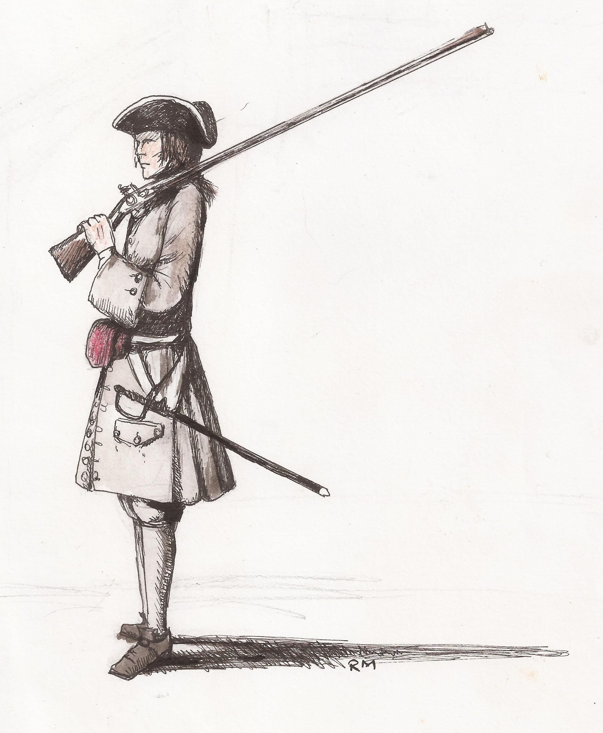Early 18th century French