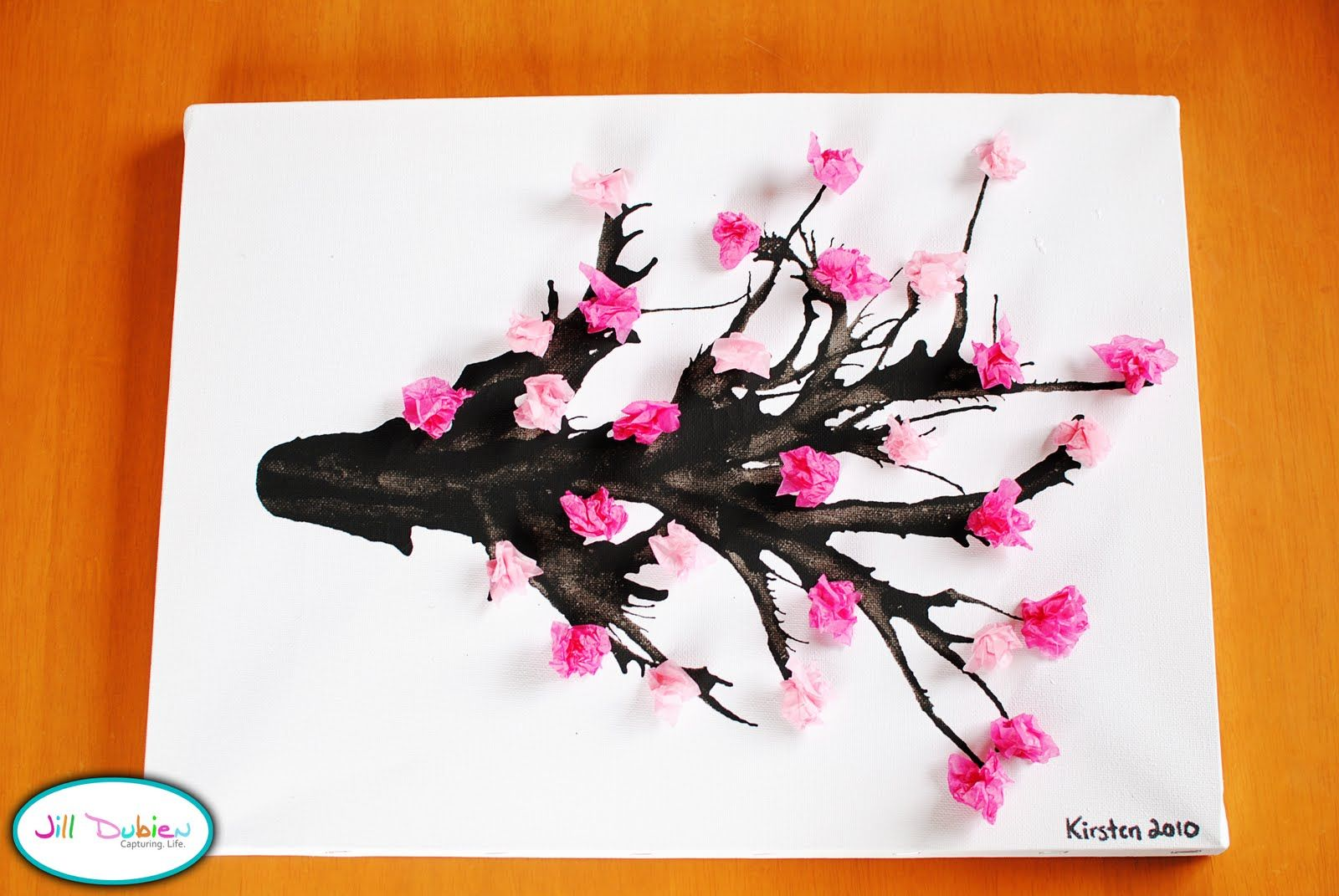 Pin By Trickyfish7 On Craft Ideas Spring Crafts Crafts Tree Crafts