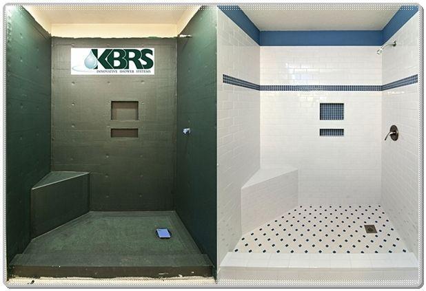Showerseal Product Details Shower Pan Shower Base Tileable