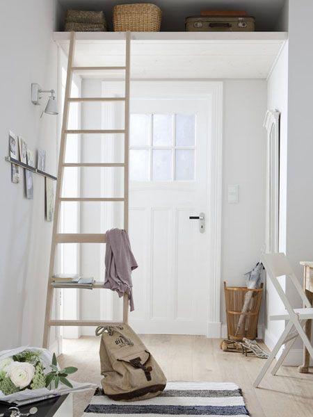 kleine zimmerrenovierung decke idee simple, ordnung im flur - wir haben drei schöne ideen | diy x lovely, Innenarchitektur