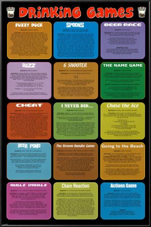 Drinking Games | Party Fun! | Pinterest | Drinking games, Gaming ...