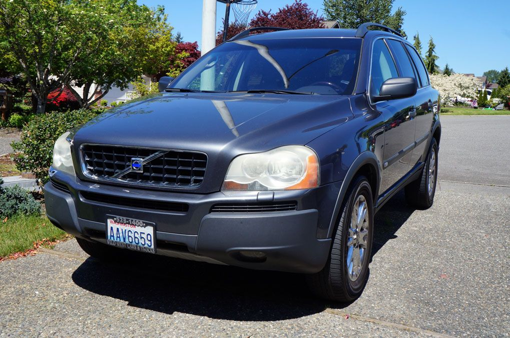 2005 Volvo Xc90 T6 9500 Http Seattle Craigslist Org See Cto 3837353343 Html Downtown Seattle Downtown Seattle