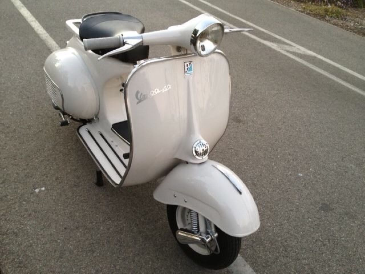 The Nights Are Made For Us | Vespa VBB - model years 1960-65. 150 cc engine and...