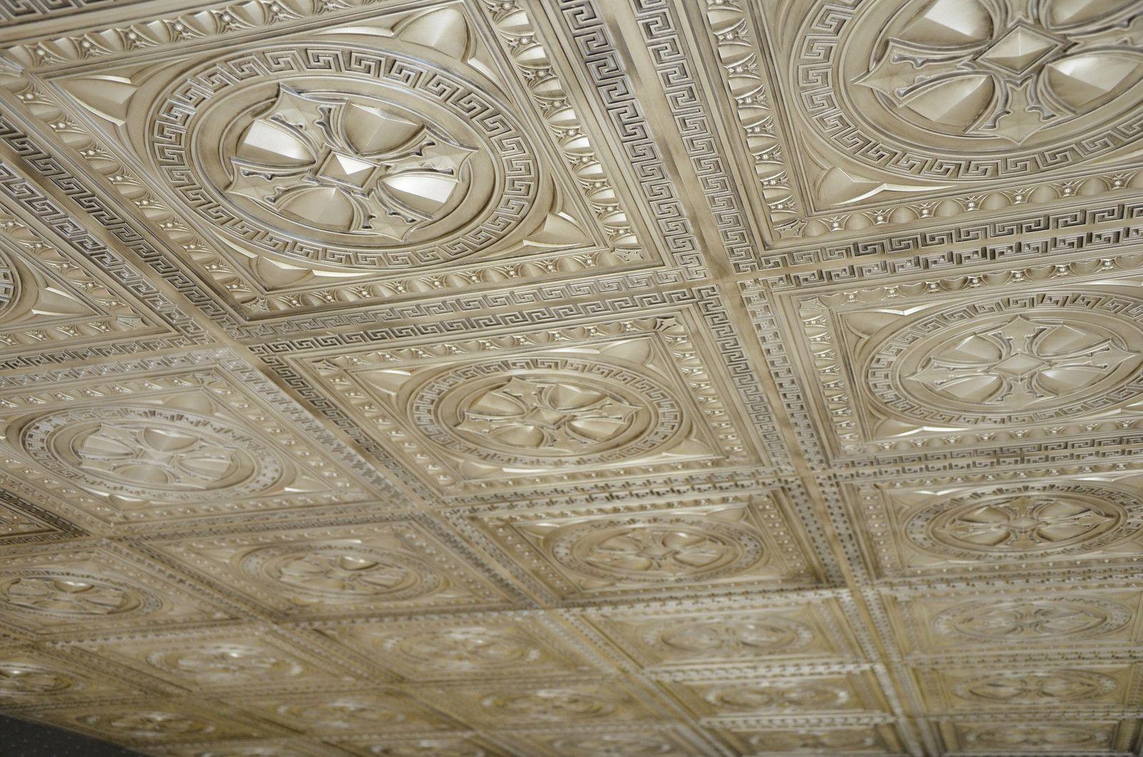 Embossed wallpaper ceiling - Wallpaper Fever | Finishing ...