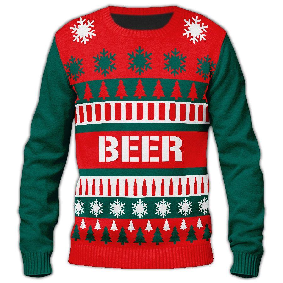 Beer Christmas Sweater.Pin On Christmas