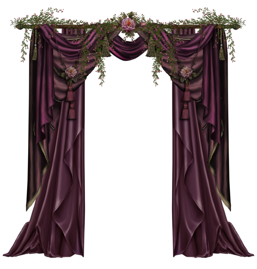 gothic curtains | Jaguarwoman Curtain 2 by collect-and-creat on DeviantArt