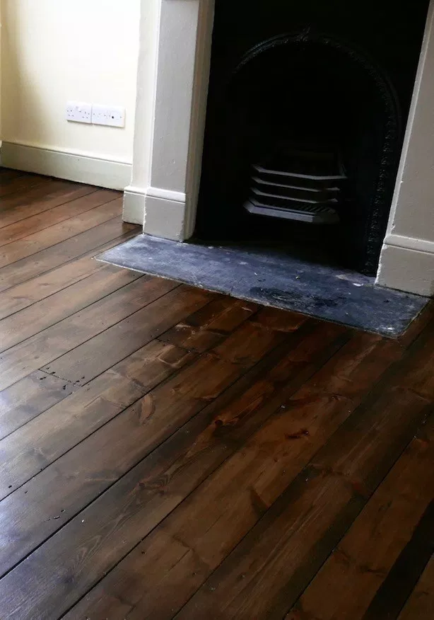 Best Restoring Old Wooden Floors In A Victorian House Wooden 400 x 300