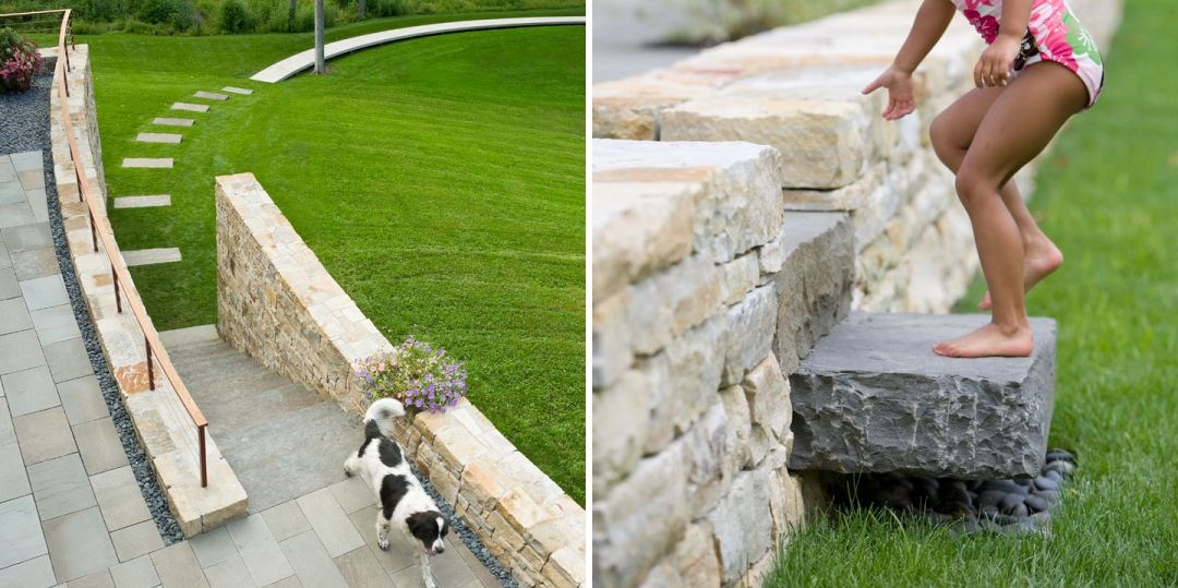 North Cove Residence | Wagner Hodgson - Landscape Architecture