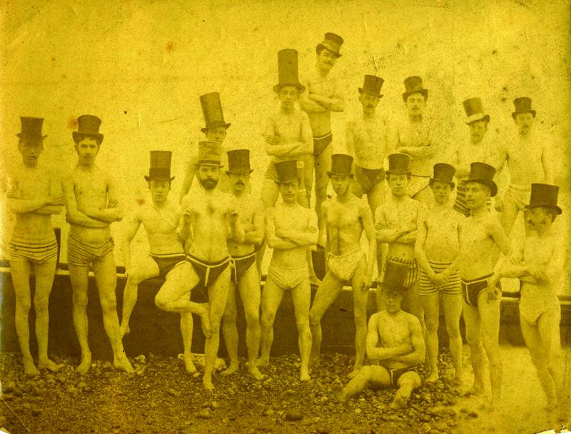 Brighton Swimming Club 1863.