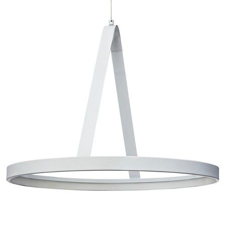 Led Pendant Light White Modern By Dwell Magazine Target Led