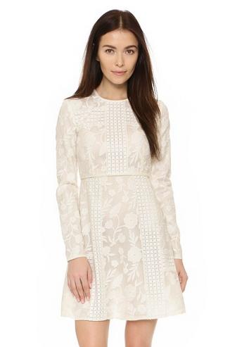 tamara long sleeve dress