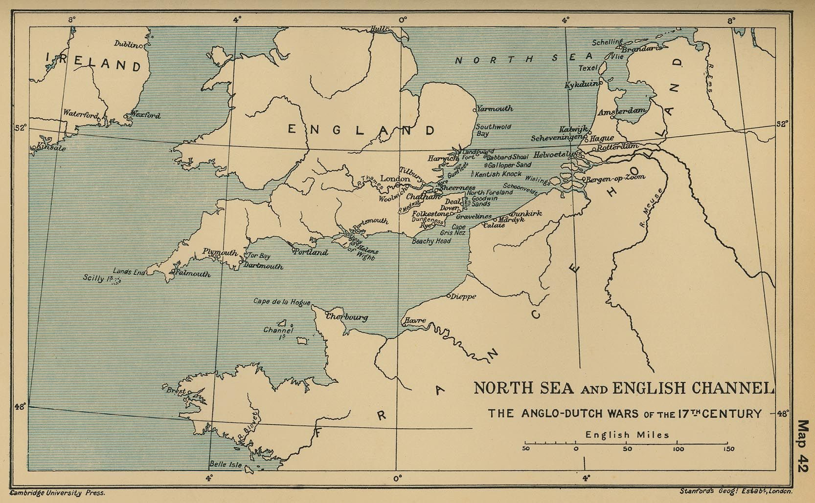 Map Of The AngloDutch Wars Age Of Discovery Pinterest - World map 1340 1600