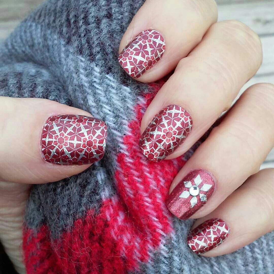 Jamberry Wraps In Ruby Love From Our Holiday Gift Set Bundle (available Until 12/31) Mai-Tai ...
