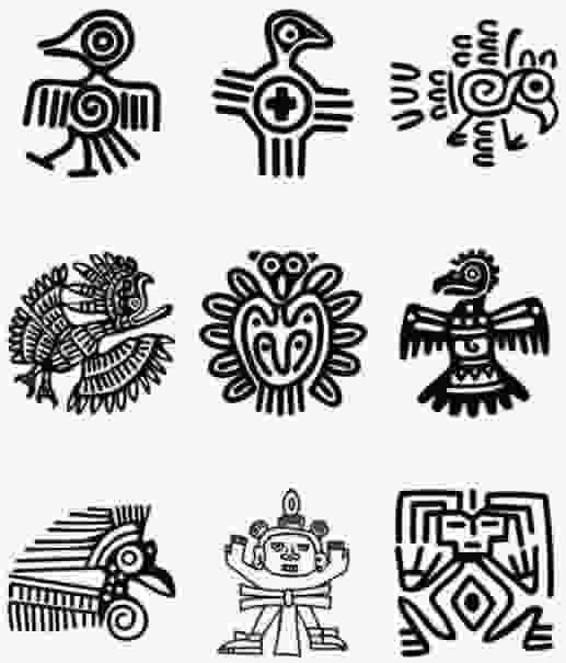 Imagenes de dibujos indigenas argentinos - Imagui | sellos ...