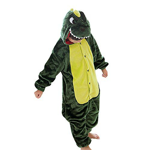 6e86ac2d204f3 JT-Amigo Pyjama Combinaison Animaux Costume Déguisement Cosplay Enfant Fille  Garçon  JT-Amigo Pyjama Combinaison Animaux Costume…