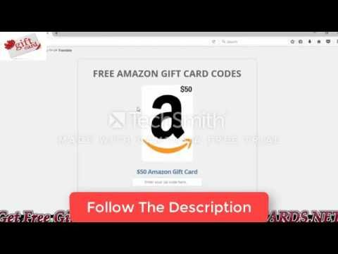 Best Way To Get Free Amazon Gift Card Codes 50 January 2017 Gift