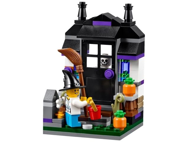 BrickLink Reference Catalog - Sets - Category Holiday / Halloween - halloween catalog